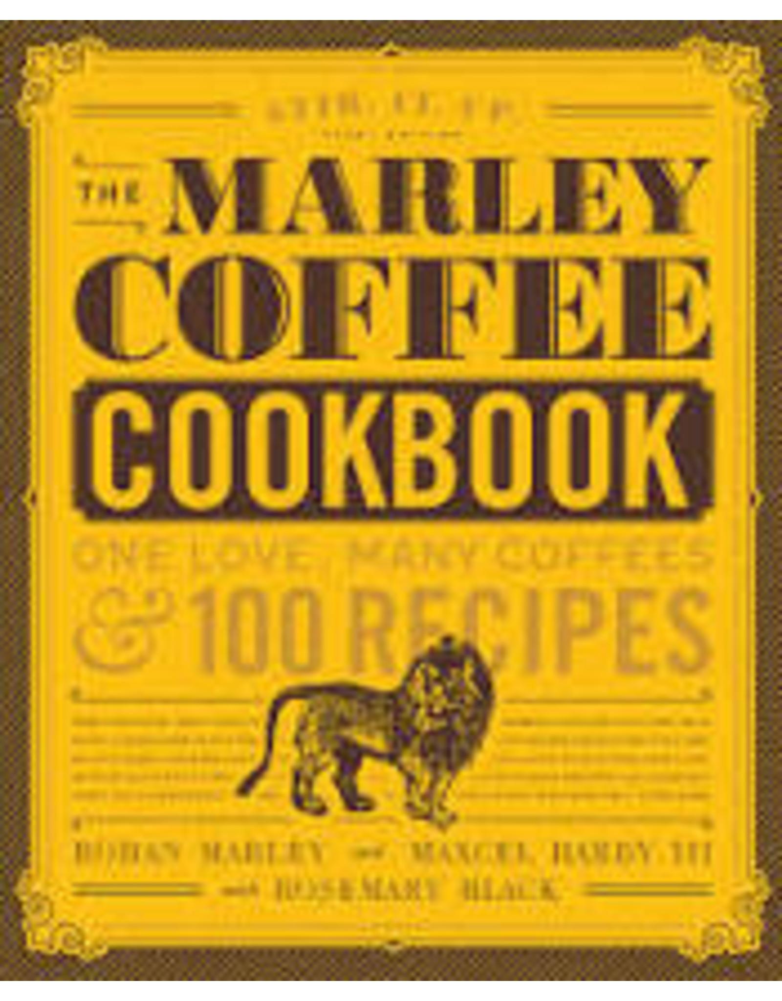 Books The Marley Coffee Cookbook by Rohan Marley and Maxcel Hardy III