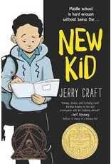 Books New Kid by Jerry Craft