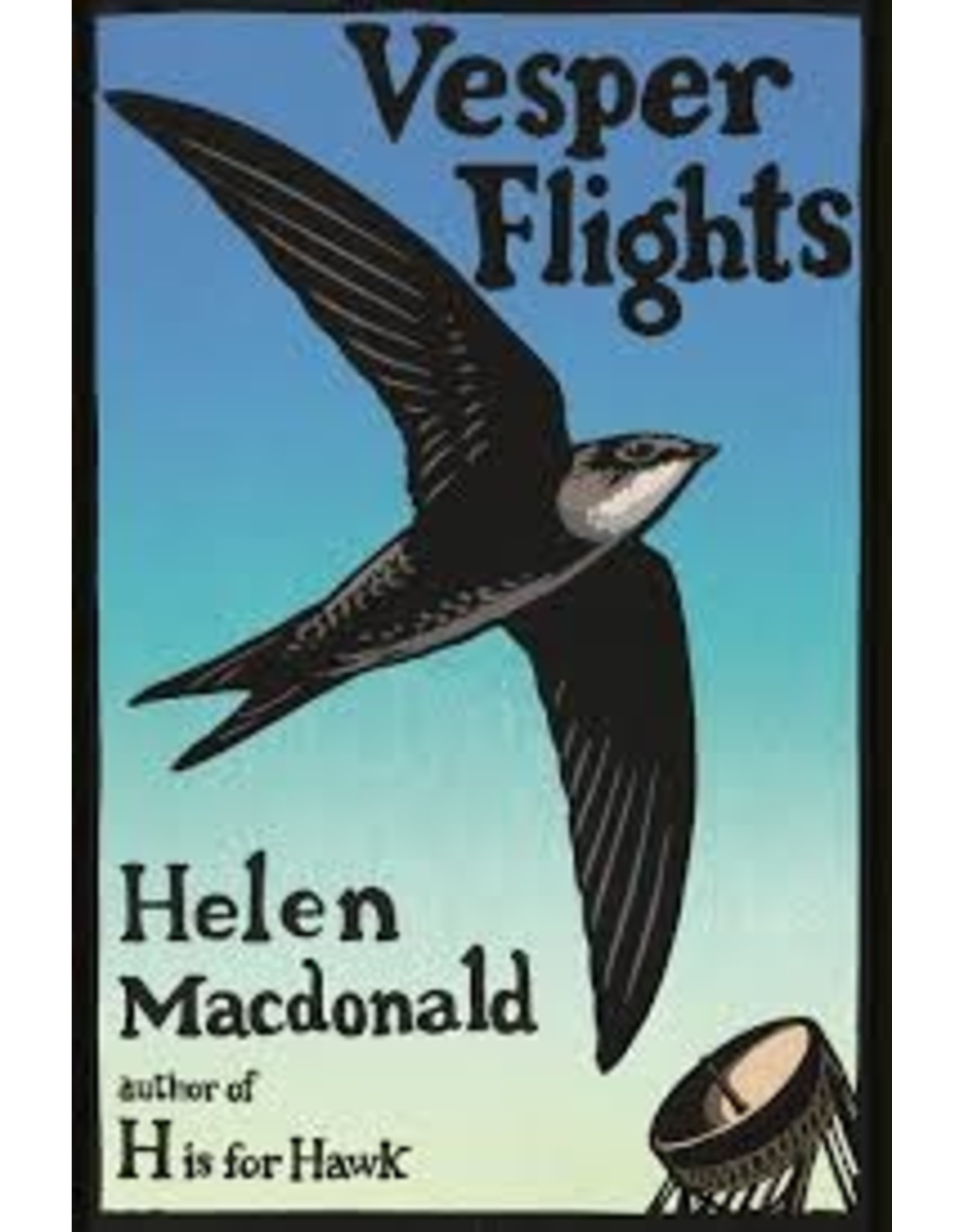 Books Vesper Flights by Helen Macdonald