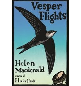Books Vesper Flights by Helen Macdonald (First Edition Signed Copies)