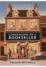 Books Confessions of a Booksellers by Shaun Bythell
