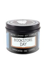 Books Bookstore Day Candle (indiebookstoreday)