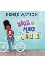 Books Ways to Make Sunshine by Renee Watson {Signed}  (IndieBookstoreDay)