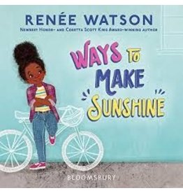 Books Ways to Make Sunshine by Renee Watson {Signed}  (DWS)