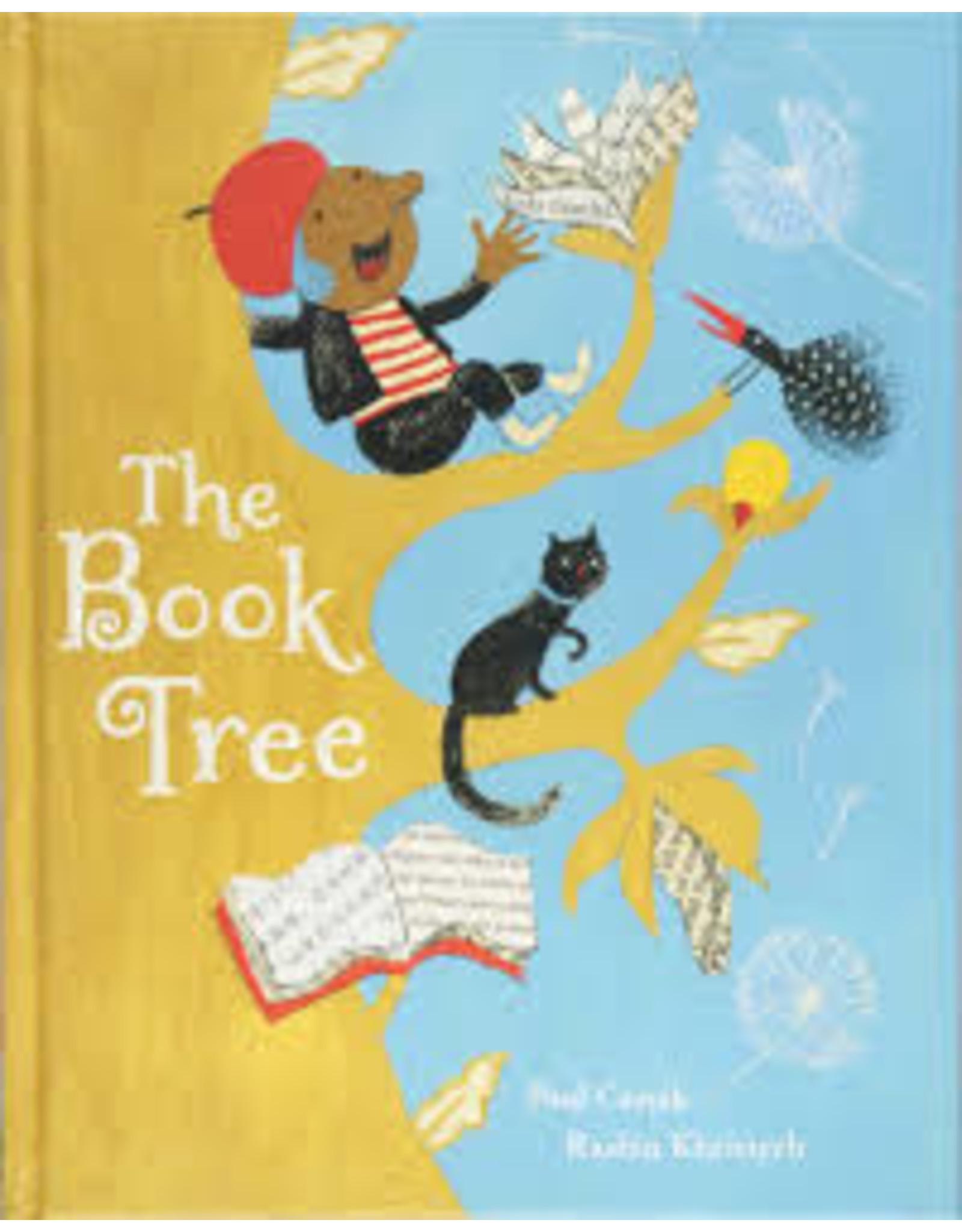 Books The book Tree by Paul Czajak (IndieBookstoreDay)