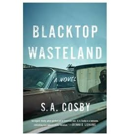 Books Blacktop Wasteland by S. A. Cosby (Holiday Catalog)