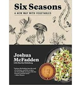 Books Six Seasons : A New Way with Vegetables by Joshua McFadden