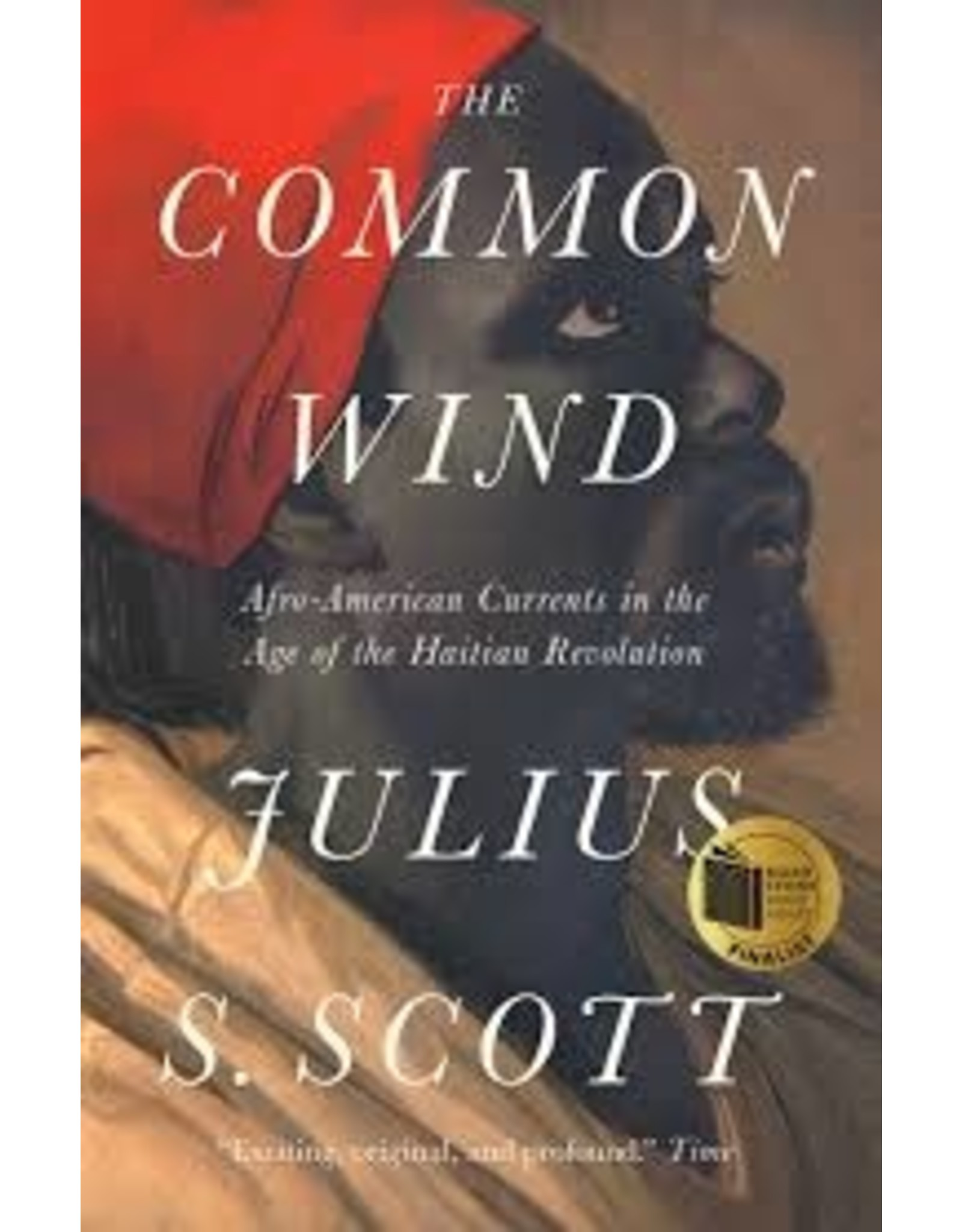 Books The Common Wind by Julius S. Scott