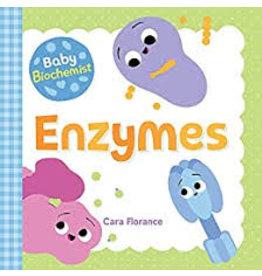 Books Baby Biochemist Enzymes by Clara Florance