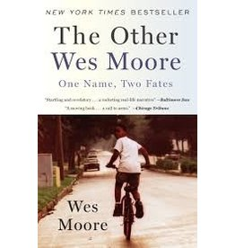 Books The Other Wes Moore: One Name, Two Fates