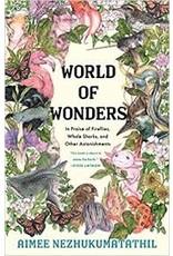 Books World of Wonders by Aimee Nezhukumatahil