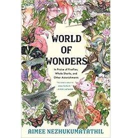 Books World of Wonders by Aimee Nezhukumatahil (Black Friday 2020)