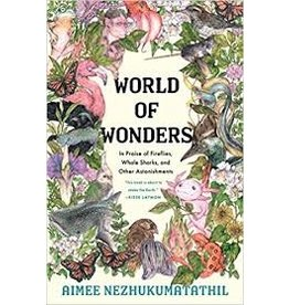 Books World of Wonders by Aimee Nezhukumatahil