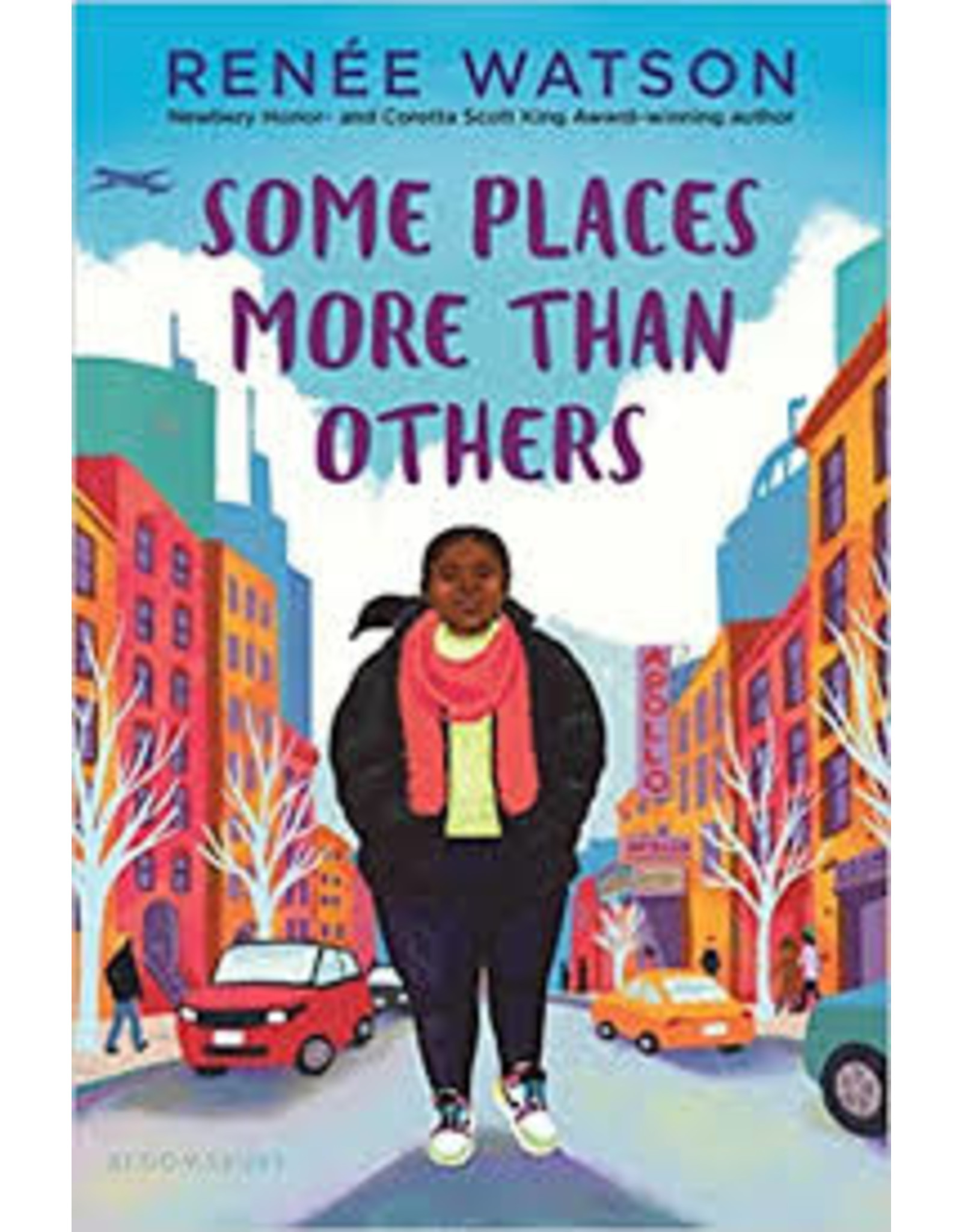 Books Some Places More Than Others by Renee Watson
