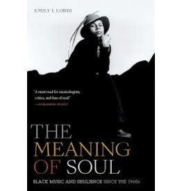 Books The Meaning of Soul: Black Music and Resilence Since the 1960's by Emily J. Lordi