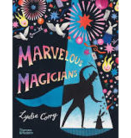 Books Marvelous Magicians by Lydia Corry