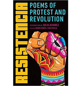 Books Resistencia: Poems of Protest and Revolution Intro by Julia Alvarez Edited Mark Eisner