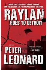 Books Raylan Goes to Detroit by Peter Leonard