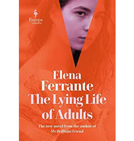 Books The Lying Life of Adults by Elena Ferrante