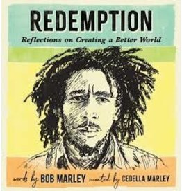 Books Redemption: Reflections on Creating a Better World  words by Bob Marley & Curated by Cedella Marley ( use discount code one love))