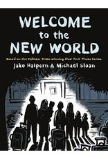 Books Welcome to the New World by Jake Halpern & Michael Sloan