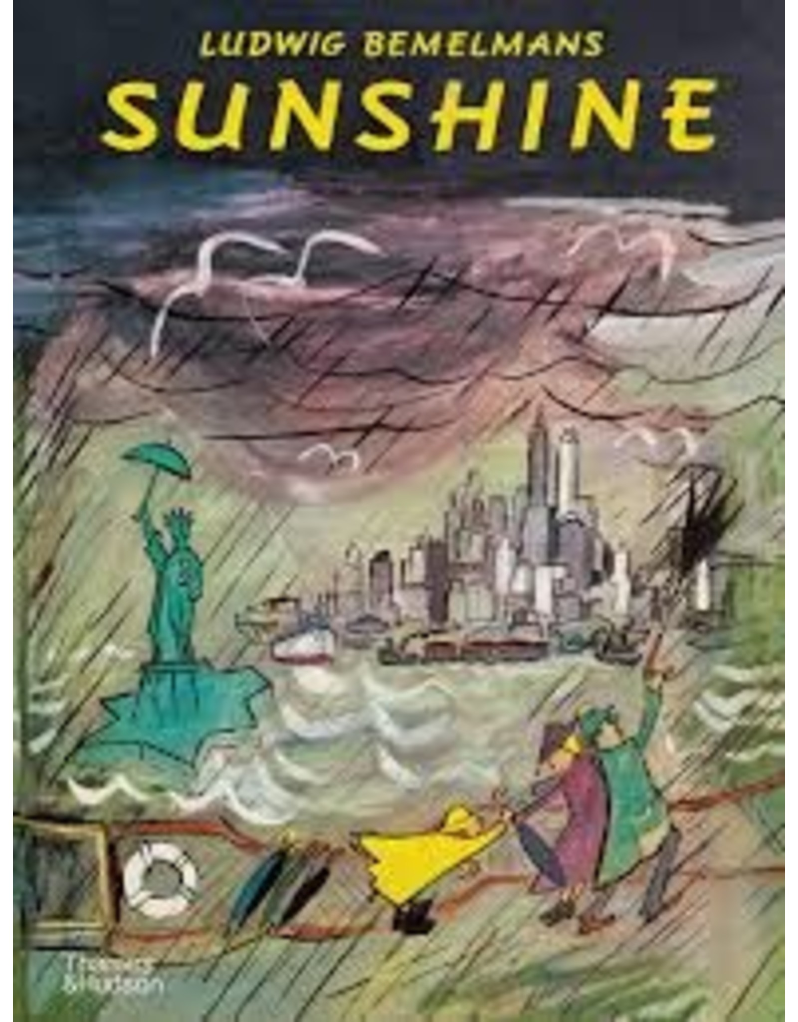 Books Sunshine by Ludwig Bemelmans