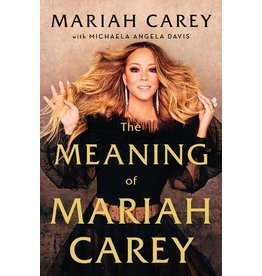 Books The Meaning of Mariah Carey by  Mariah Carey