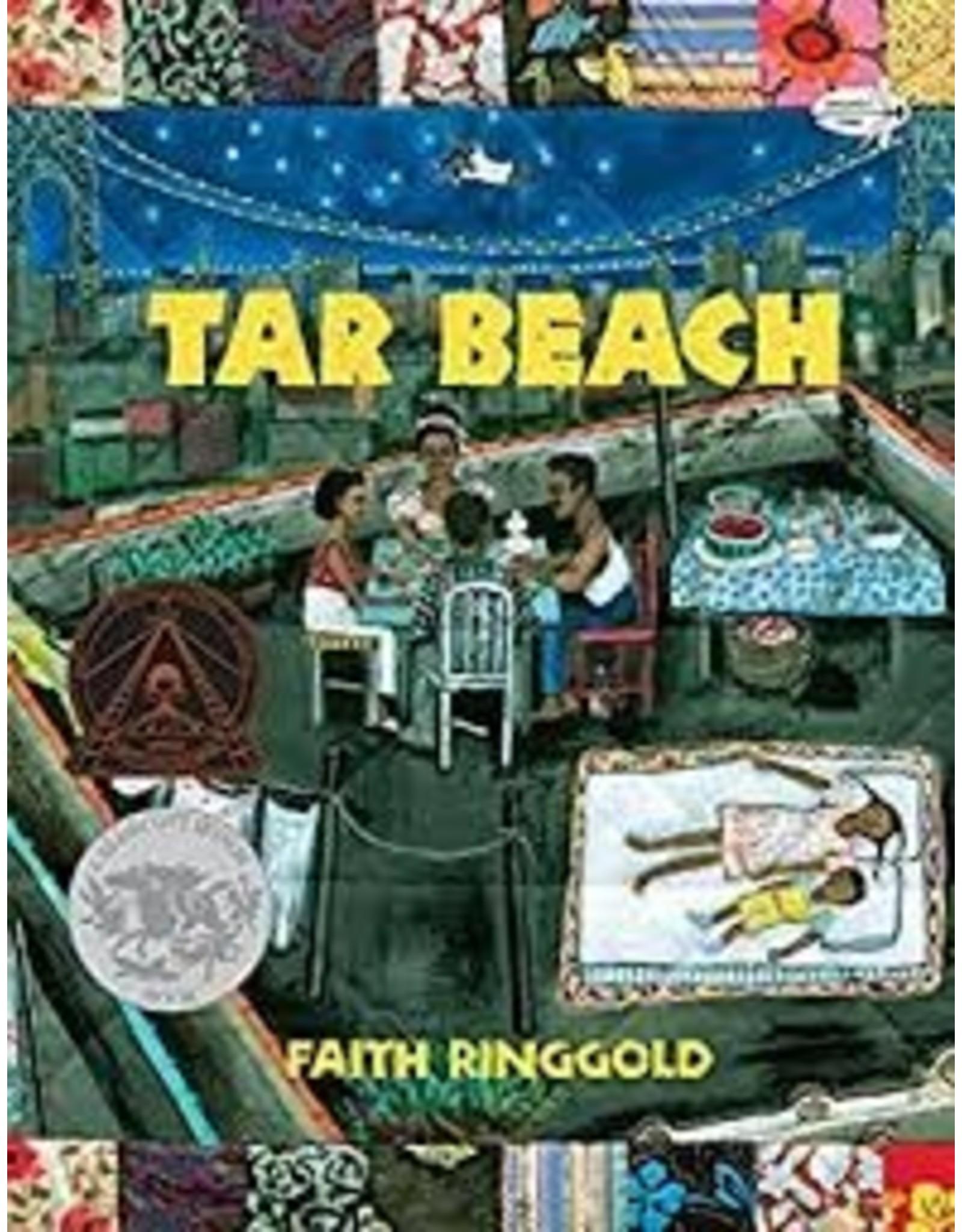 Books Tar Beach by Faith Ringgold (DWS)