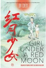 Books Girl Under the Red Moon by Da Chen(DWS)