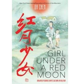 Books Girl Under the Red Moon by Da Chen (DWS)