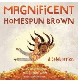 Books Magnificent Homespun Brown by Samara Cole Doyon (DWS)