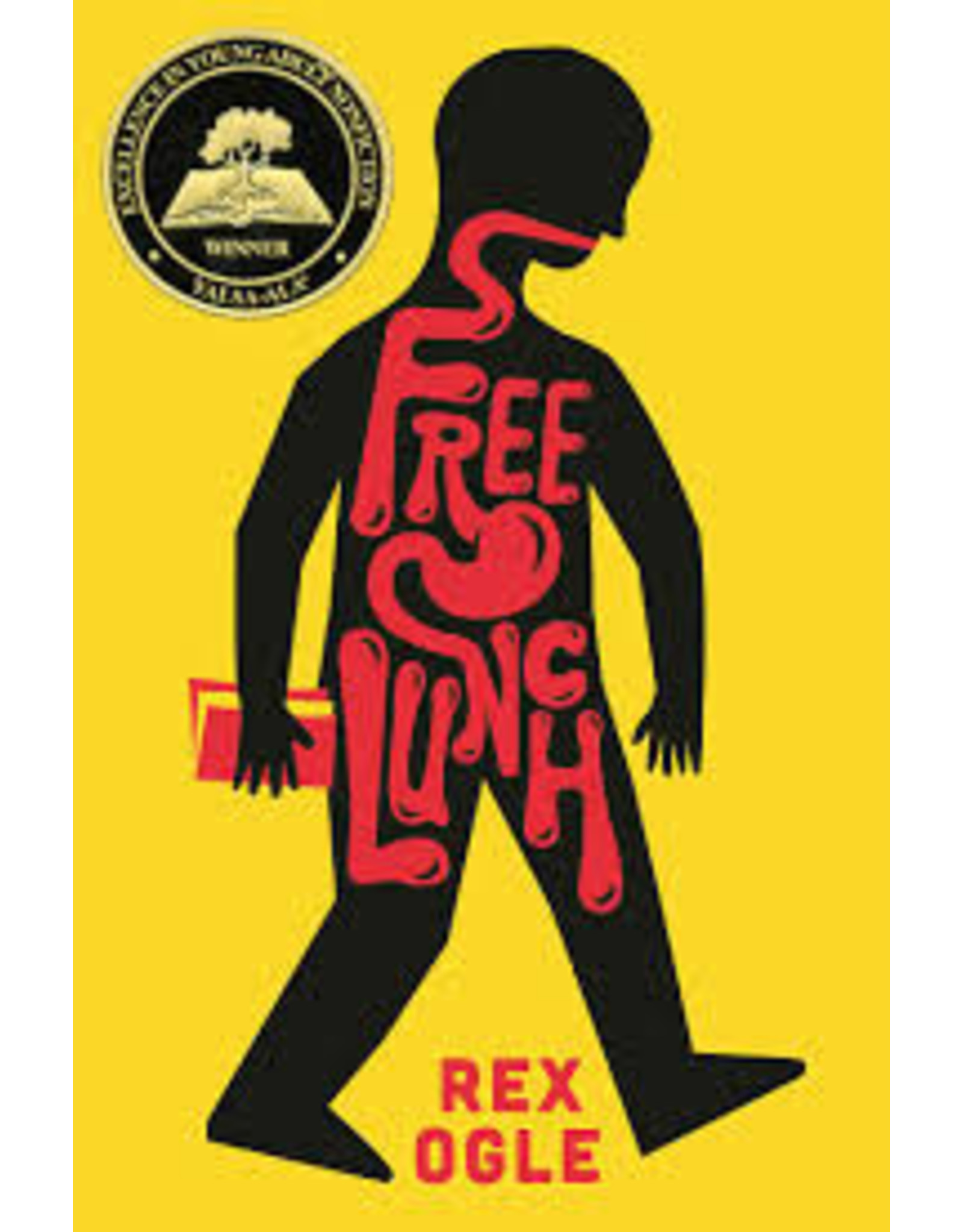 Books Free Lunch by Rex Ogle (DWS)