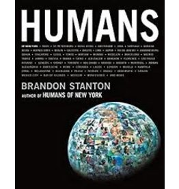Books Humans by Brandon Stanton (Holiday Catalog)