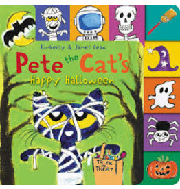 Books Pete the Cat's Happy Halloween by Kimberly and James Dean