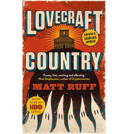 Books Lovecraft Country by Matt Ruff