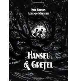 Books Hansel & Gretel by Neil Gaiman and Lorenzo Mattotti