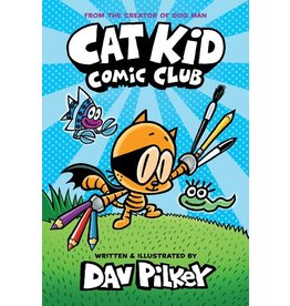 Books Cat Kid Comic Club: From the Creator of Dog Man (Holiday Catalog)
