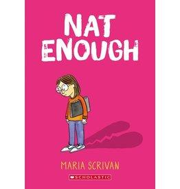 Books Nat Enough (Nat Enough #1) (Parent's Night)