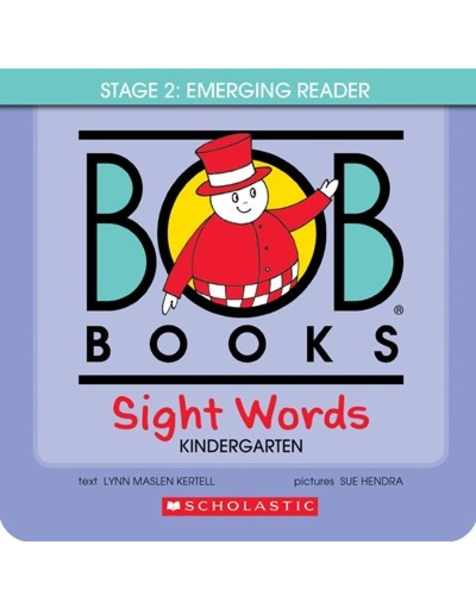 Books BOB Books: Sight Words: Kindergarten (Parent's Night)