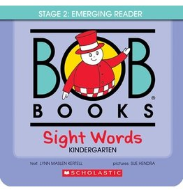 Books BOB Books: Sight Words: Kindergarten (Parent's Night)