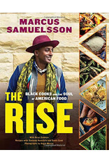 The Rise: Black  Cooks and Soul of American Food by Marcus Samuelsson