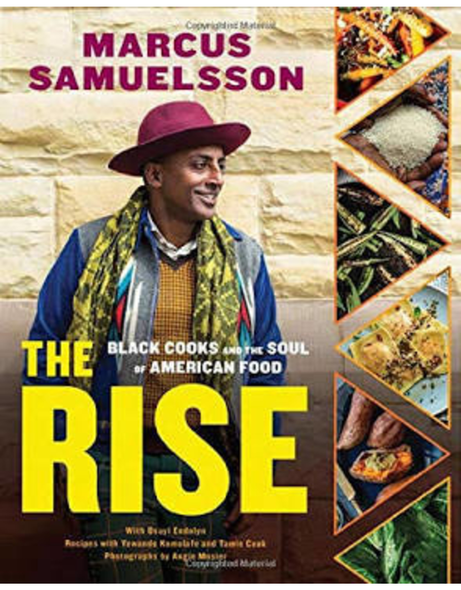 Books The Rise: Black  Cooks and Soul of American Food by Marcus Samuelsson
