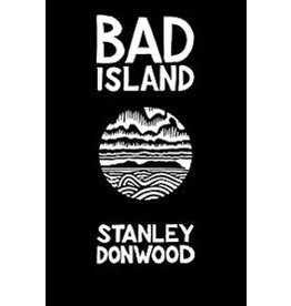 Books Bad Island by Stanley Donwood