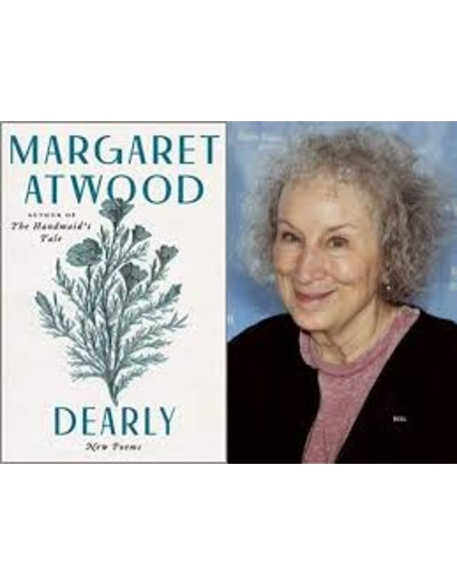 Books Dearly : New Poems by Margaret Atwood (Holiday Catalog)