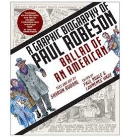 Books Ballad of an American  : A Graphic Biography of Paul Robeson art and text by Sharon Rudahl (Holiday Catalog)