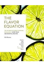 Books The Flavor Equation: The Science of Great Cooking Explained by Nik Sharma  (Holiday Catalog)