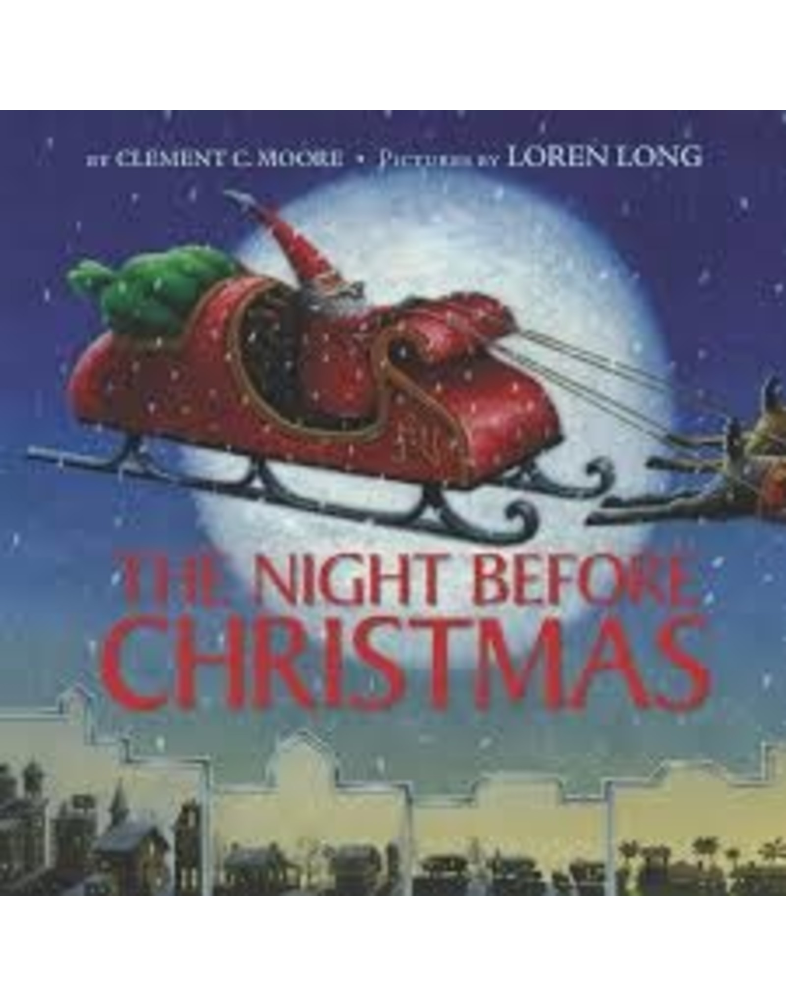 Books The Night Before Christmas by Clement C. Moore (Signed First Edition) (Holiday Catalog)