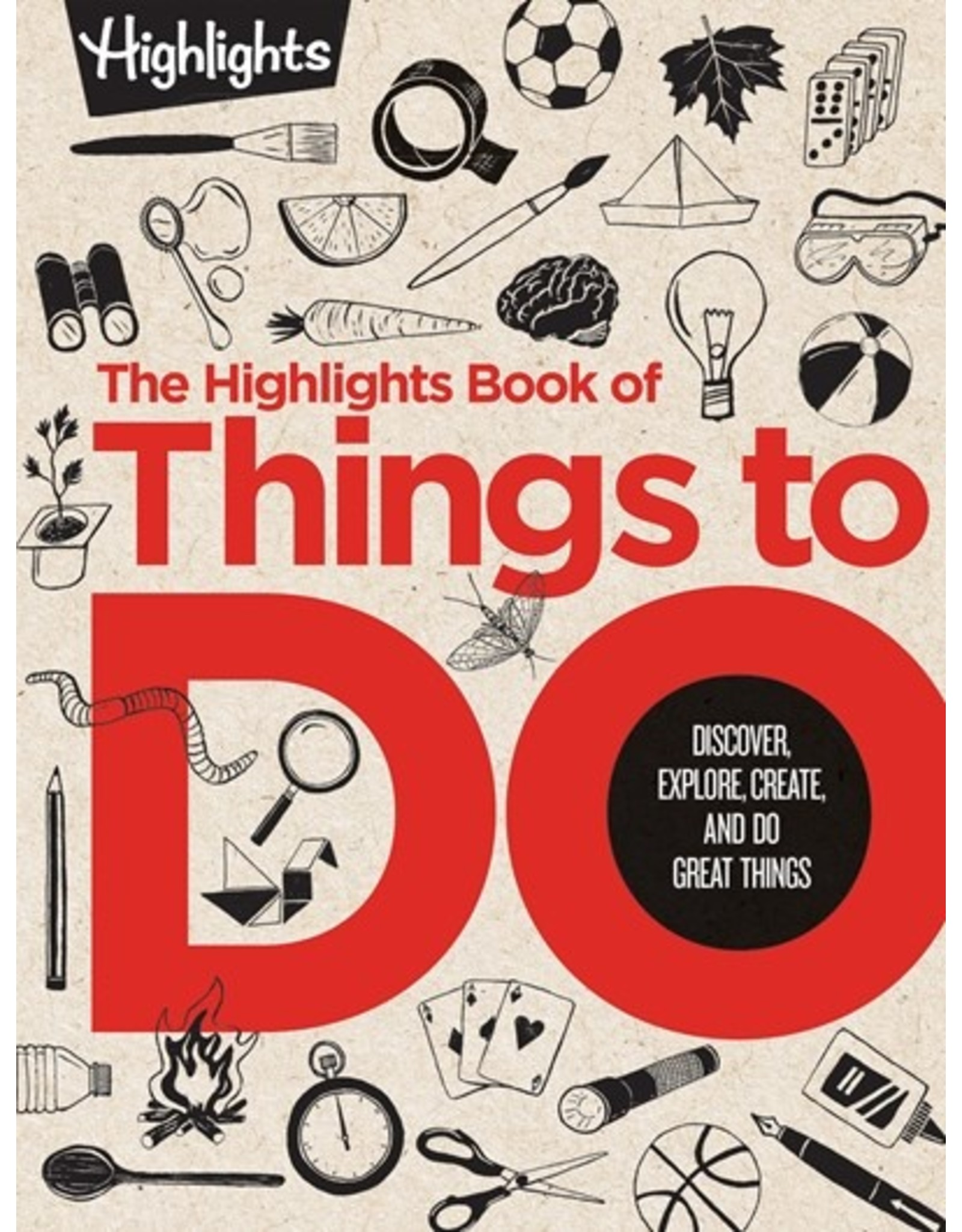 Books The Hightlight Book of Things to Do  (Holiday Catalog)