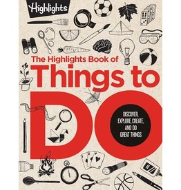 Books The Hightlight Book of Things to Do  (Holiday Catalog21)