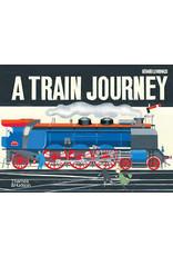 Books A Train Journey by Gerard Lo Monaco